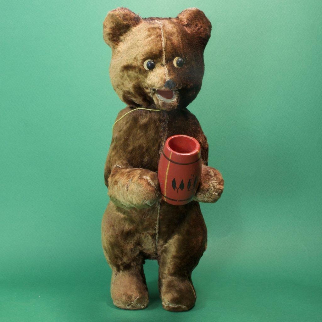 медведь ссср игрушка