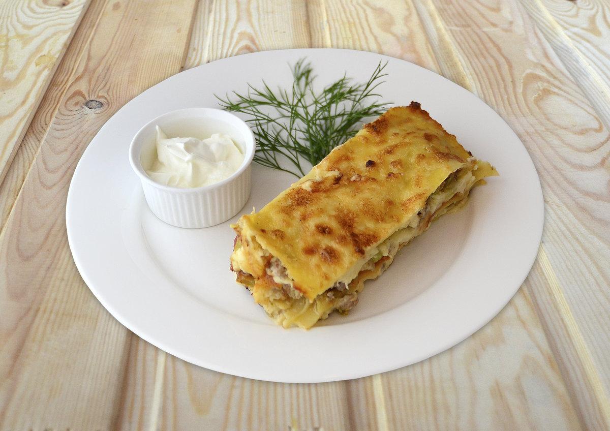 лазанья рецепт с соусом бешамель пошаговый рецепт с фото