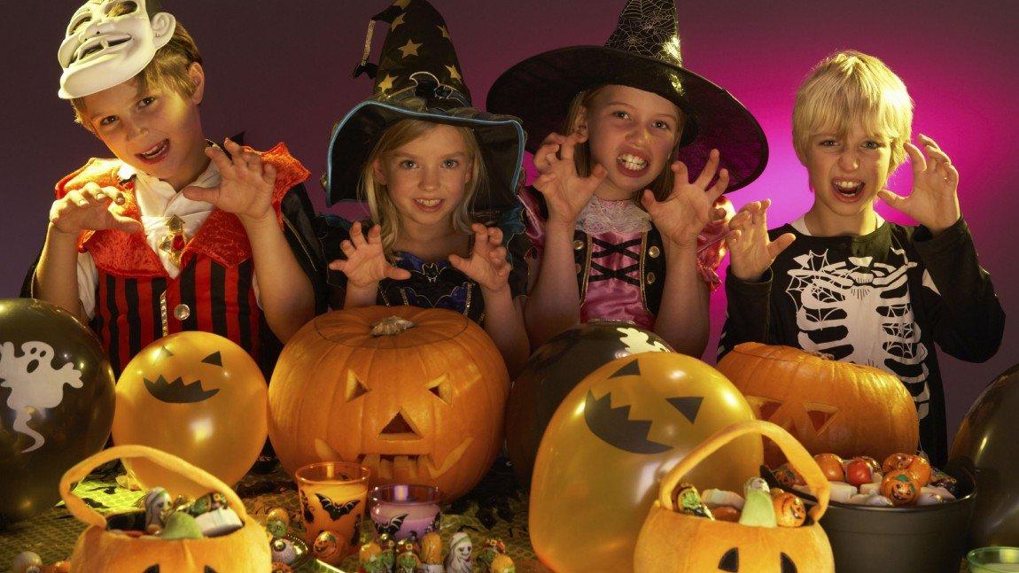 Днем, картинки на хэллоуин для детей от 9-12