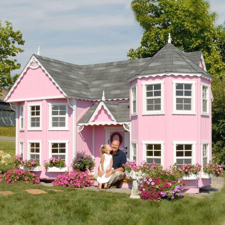 Картинки для детей красивые дома
