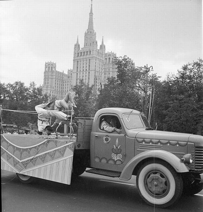 Москва ретро картинки