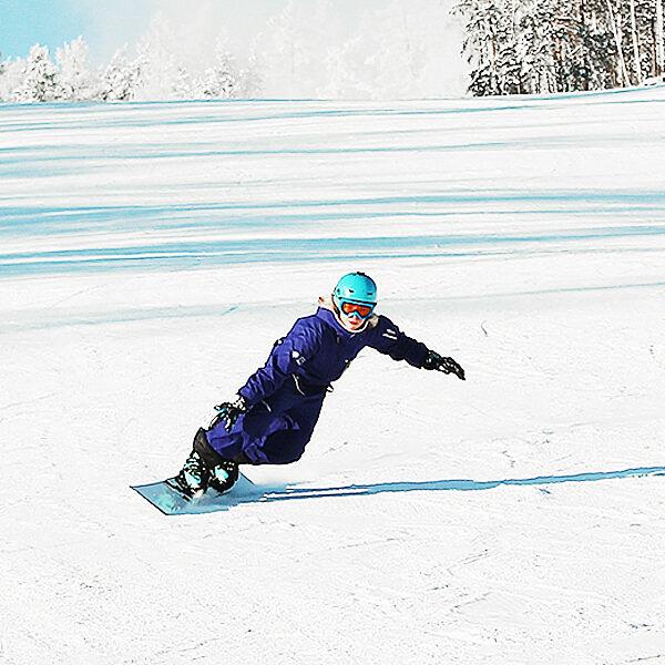 Техника катания на сноуборде