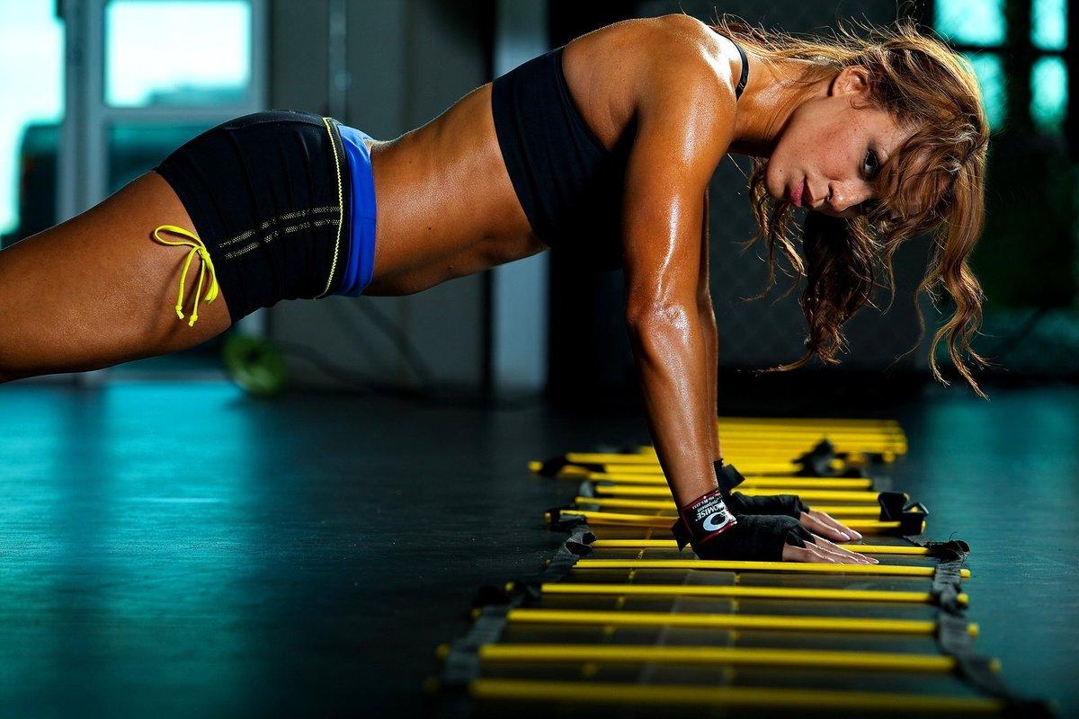 Картинка фитнес мотивация