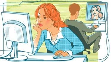 Картинки про интернет знакомство знакомства с девушками в москве для секса