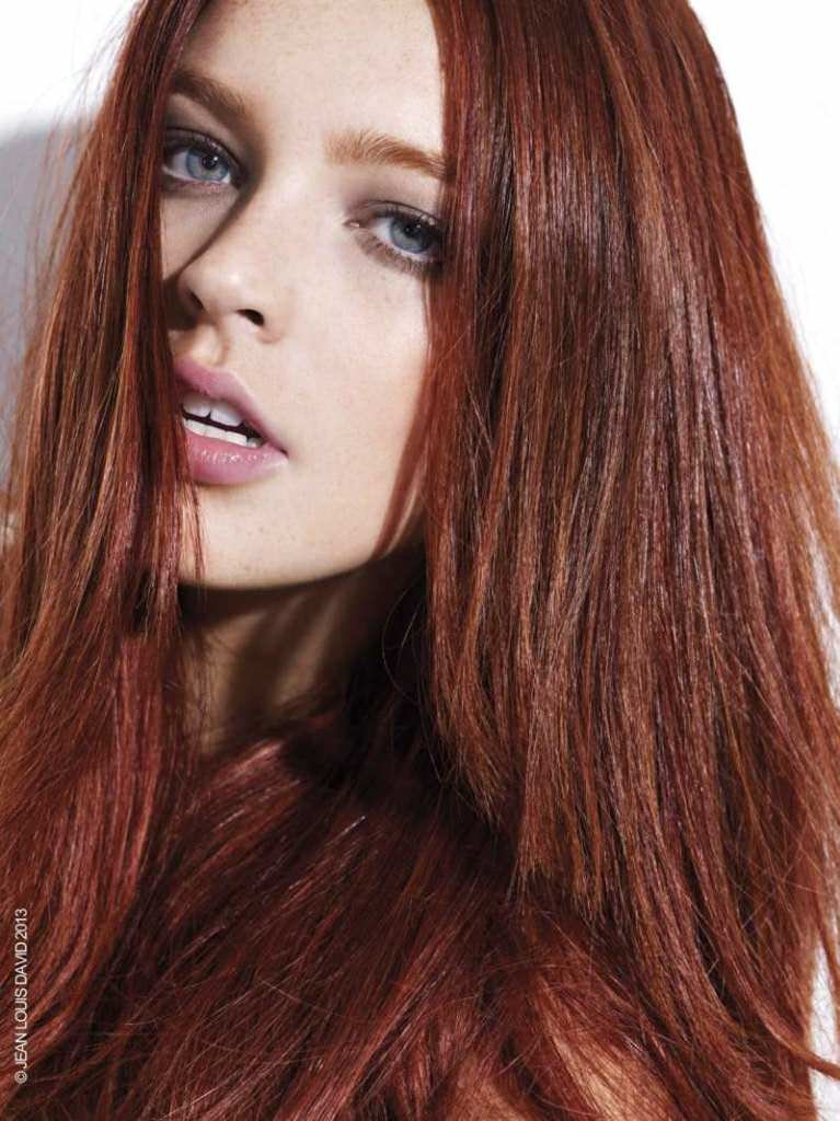Цвет волос и сексуальность