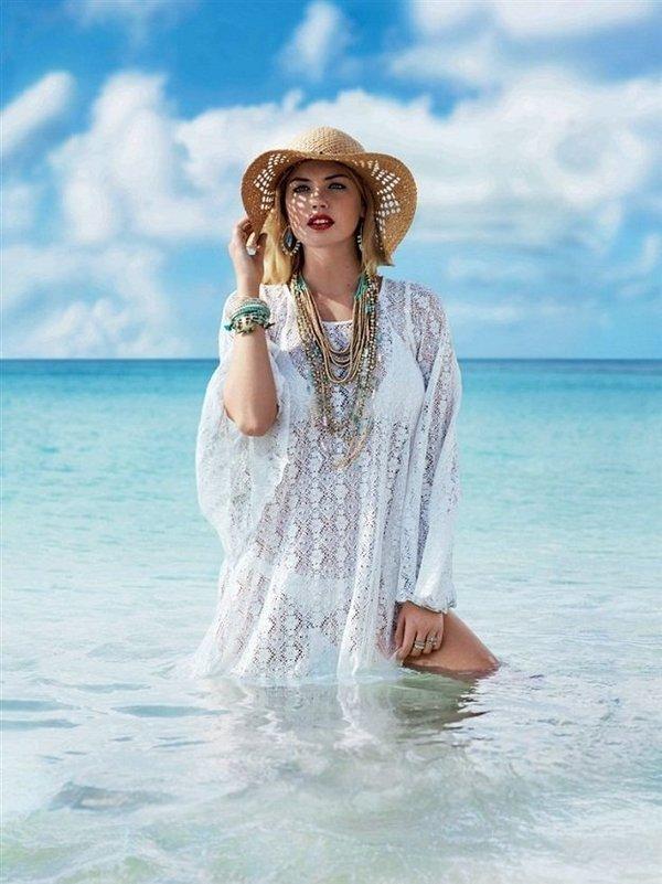 Образ для пляжной фотосессии