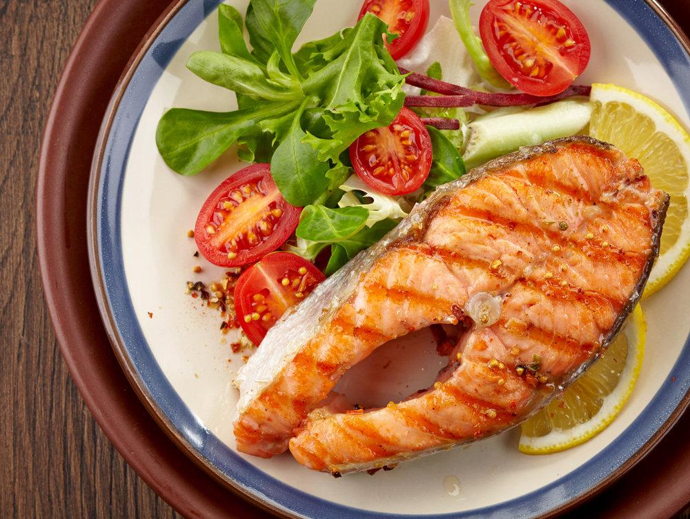 рецепт маринада для стейка из рыбы секреты Йоги