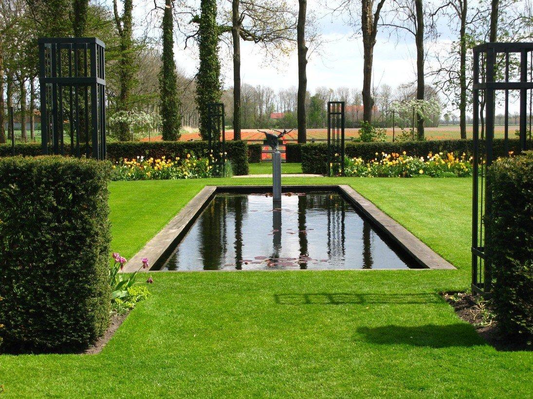 большой любитель сад правильной геометрической формы фото есть, роман сейчас