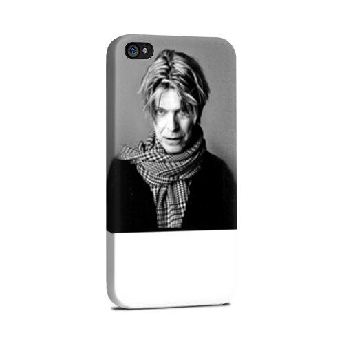 Чехол 3D для Apple iPhone 4/4S Дэвид Боуи