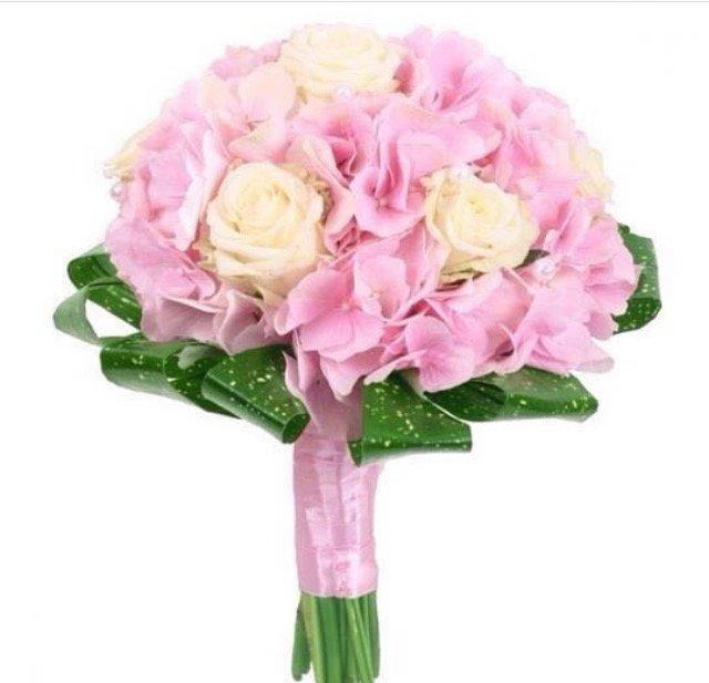 Цветов станице, розовых роз купить букет невесты