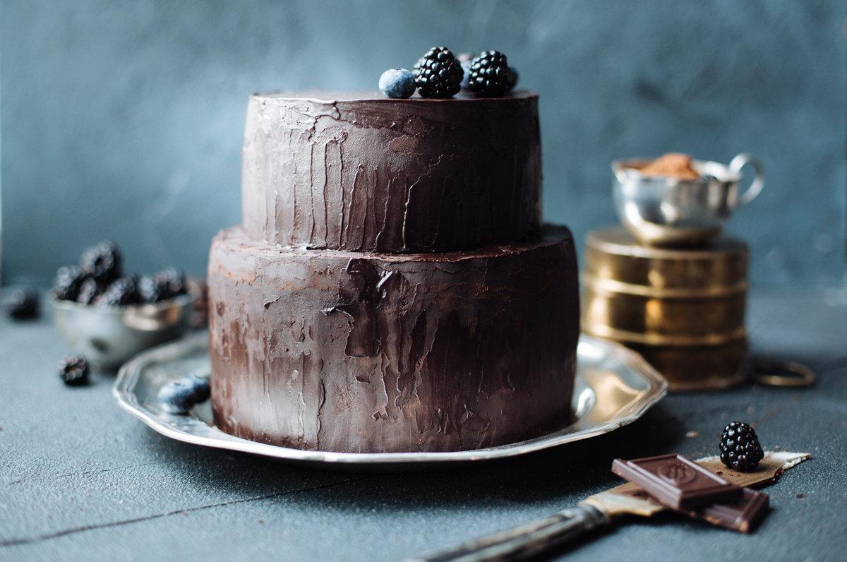Как правильно сфотографировать торт