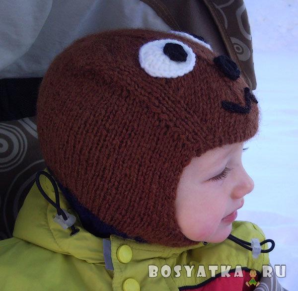 54643235fbb2 Шапка- Шапка-шлем спицами. Обсуждение на LiveInternet - Российский Сервис  ... Шапка-
