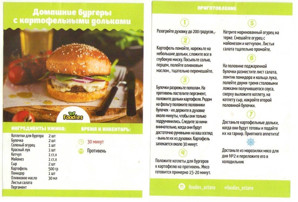 бургер в домашних условиях рецепт фото как в макдональдсе