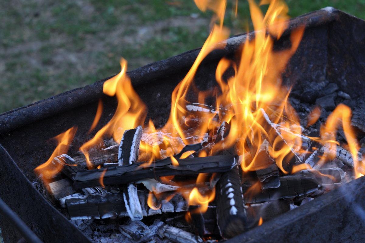 Как правильно фотографировать огонь кардинально улучшить