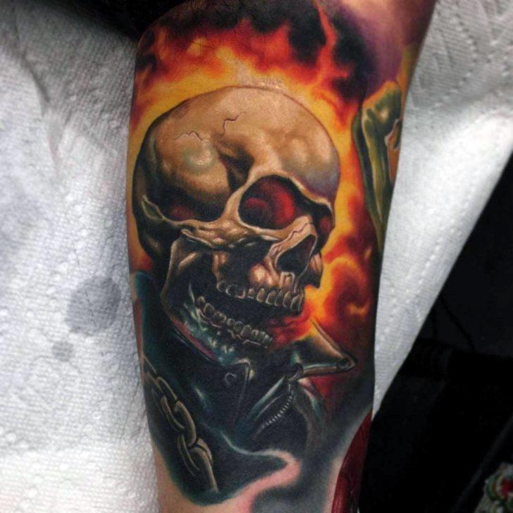 Loose cannon tattoo
