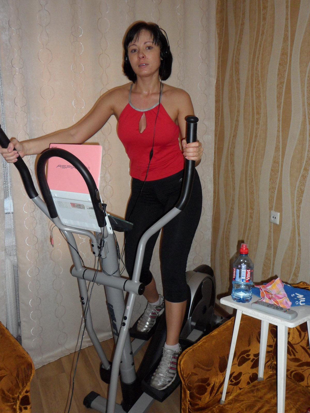 Эффект похудения на эллиптическом тренажере