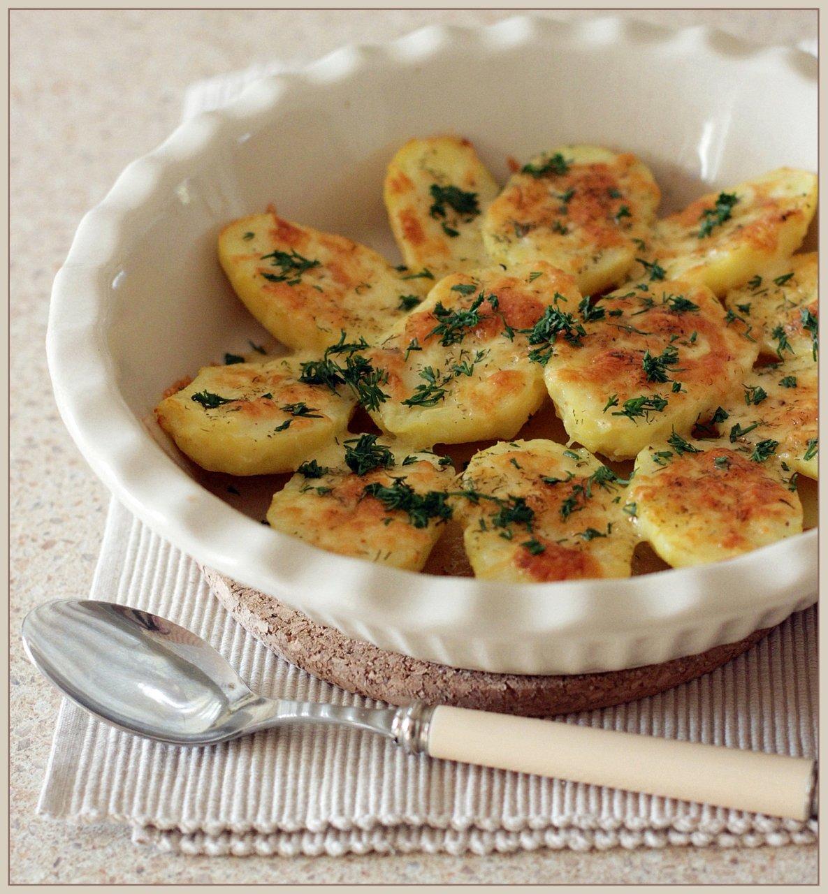Рецепты блюд из картофеля с фото