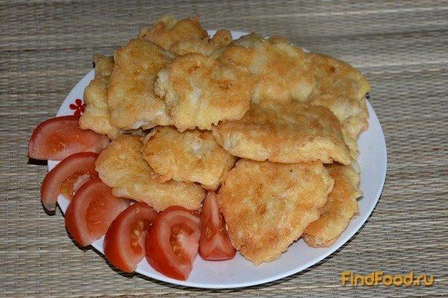 рецепт рыба в кляре с сыром рецепт с фото