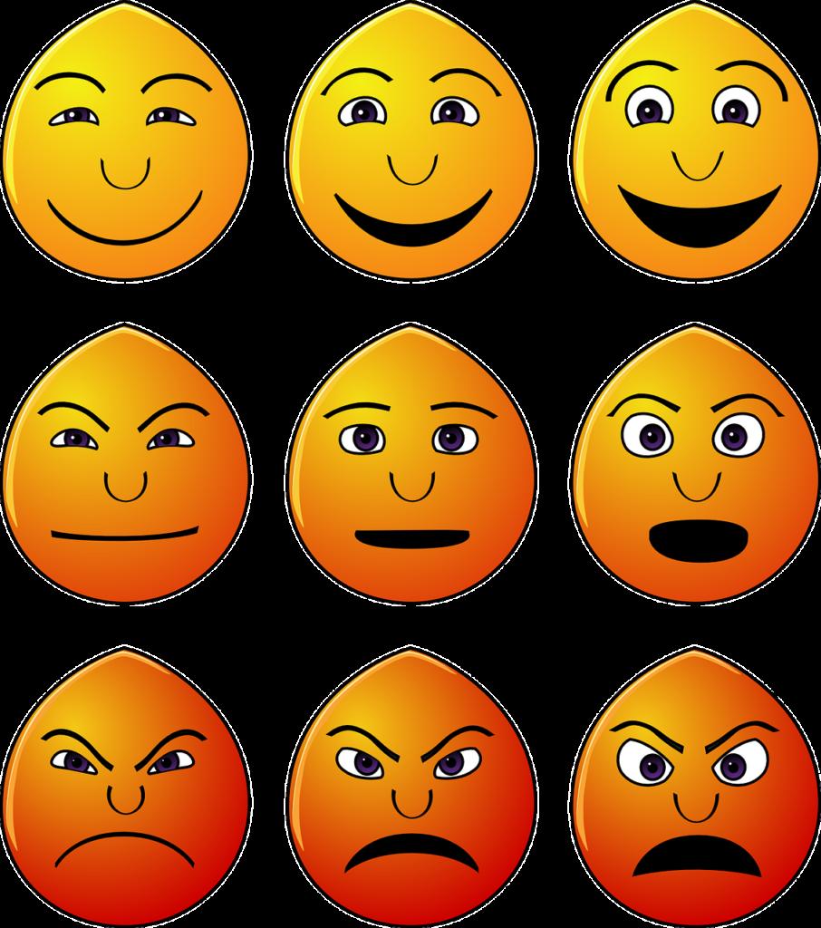 Картинки эмоции в картинках