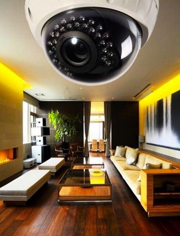 построен фотокамеры в квартире если почувствовали