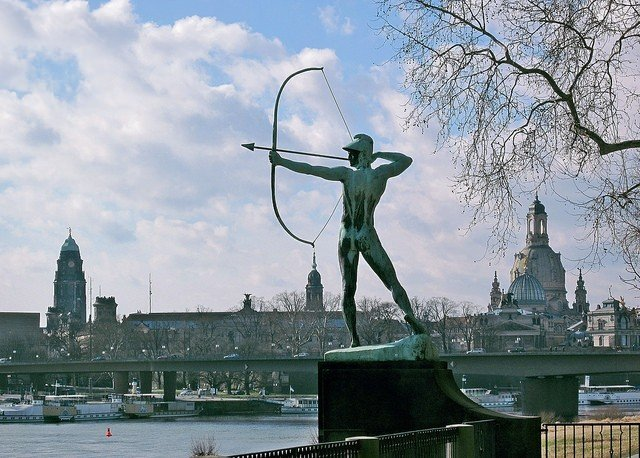 Дрезден - это прекрасный город, посещение которого запомнится вам на всю жизнь.