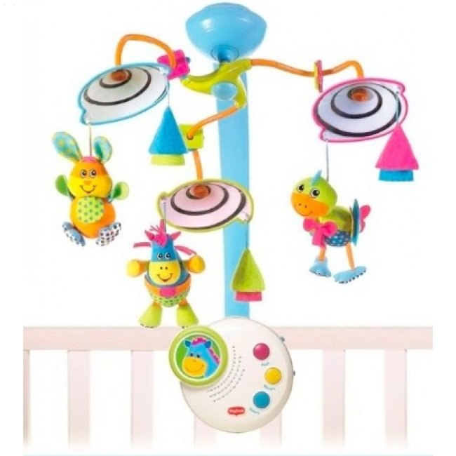 Vintage baby mobile toy