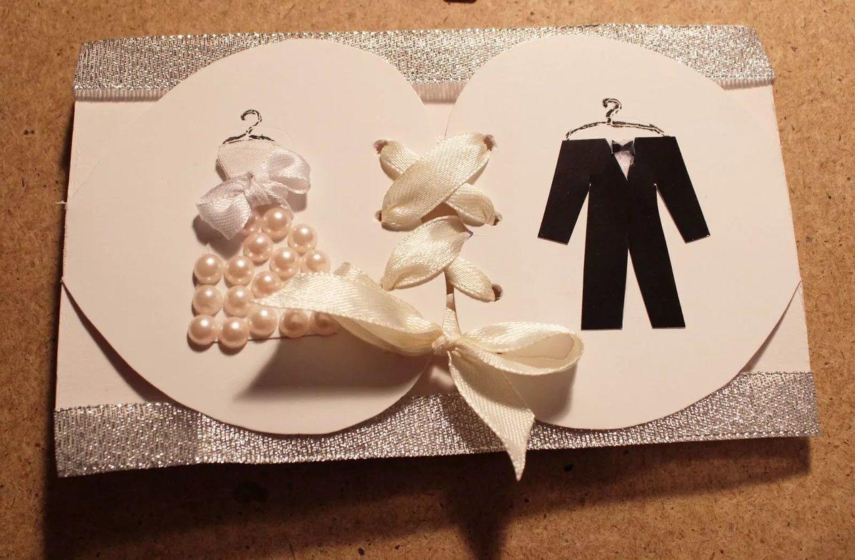 Днем рвсн, как сделать открытку для мамы и папы на день свадьбы