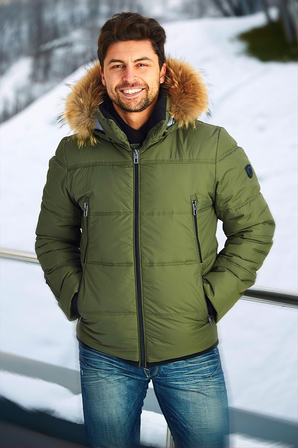 мужчина в зимней одежде картинки если