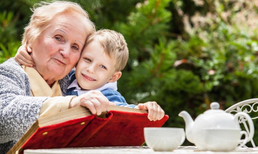 Надписями, самые лучшие внуки картинки
