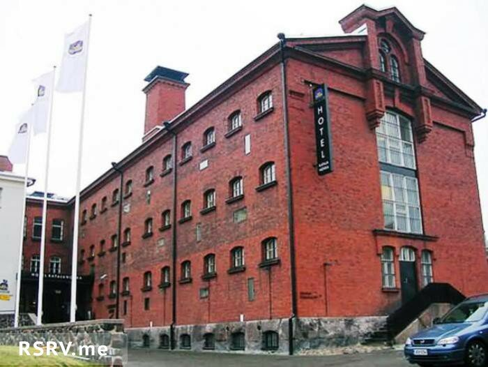 Best Western Premier Hotel Katajanokka 4*, Хельсинки,