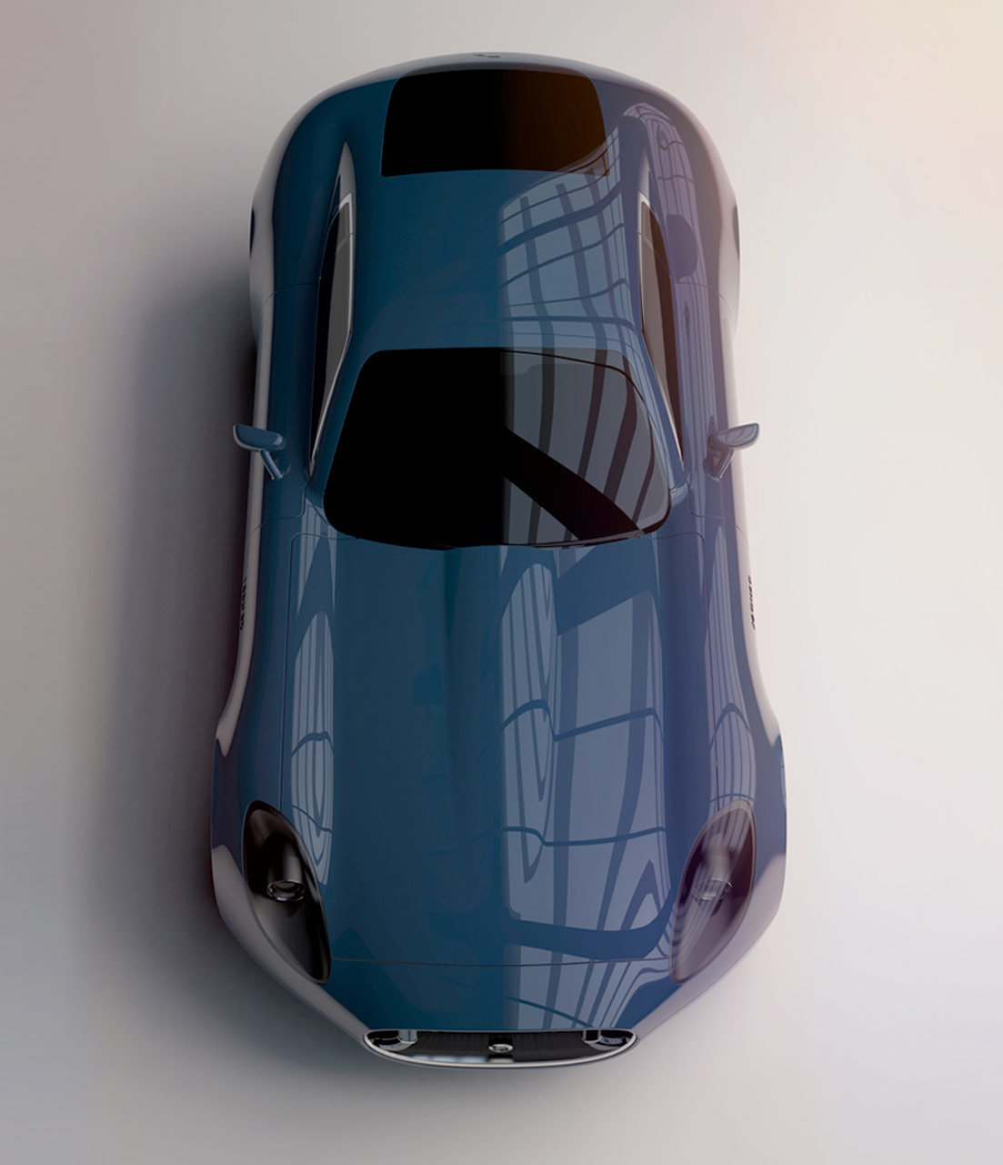 Концепт кар Jaguar E-Type