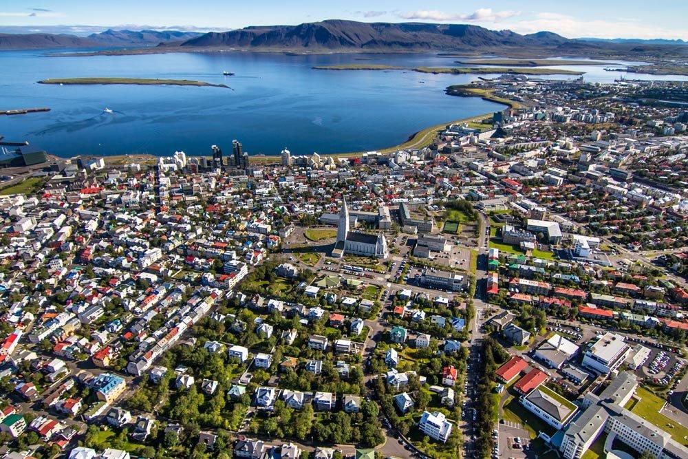 Картинки, исландия картинки города