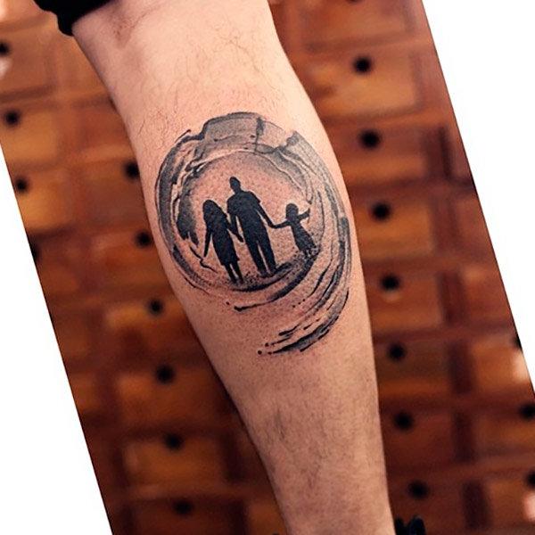 свободы круг тату фото со знаком