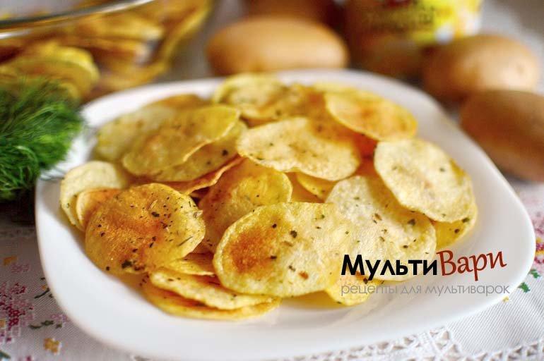Картофельные чипсы на сковороде рецепт пошагово в домашних условиях 20