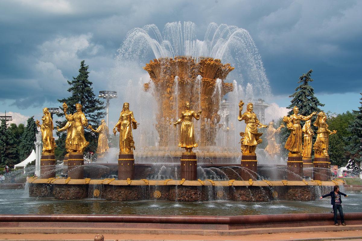 начала фонтаны в россии уже устоявшейся традиции