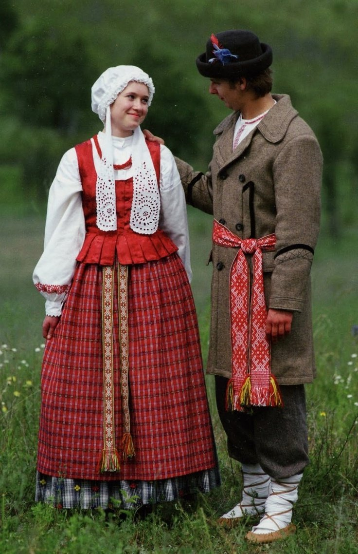 Картинка немцы в национальных костюмах