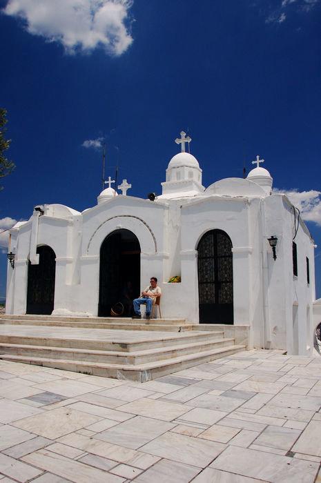 Церковь святого георгия греция