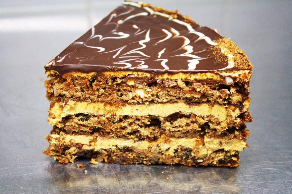 Быстрый торт в картинках