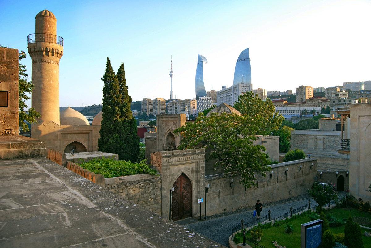Автобусный тур в Азербайджан из Саратова