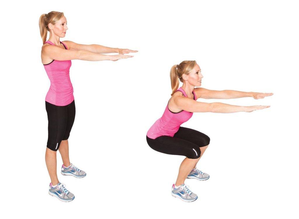 Упражнения для похудения у подростков