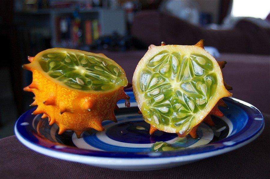 отстирать необычные фото обычных фруктов такие