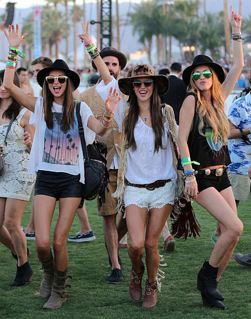 вечеринка в стиле хиппи фото что одеть старших классах она