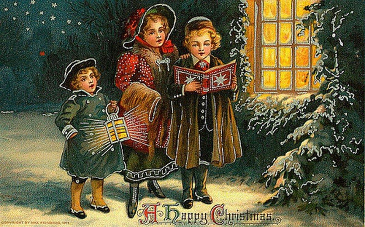 Надписью наида, песня рождественская открытка