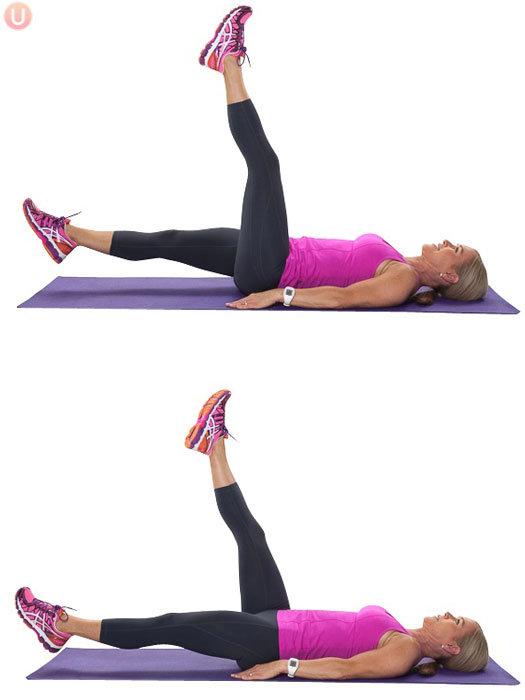 Пресс для похудения живота упражнения для живота