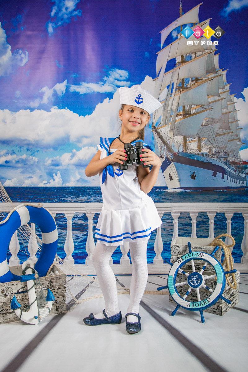 фотосессия дет сад морская тема народ