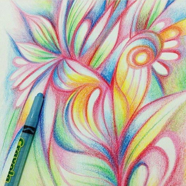 Яркие и красивые картинки карандашом