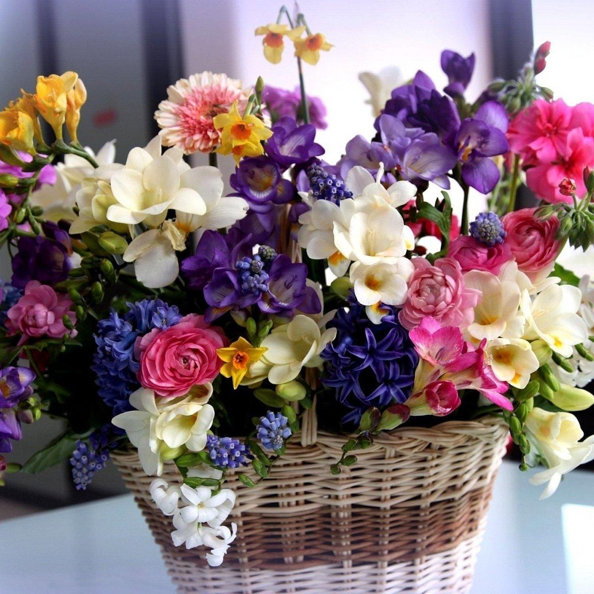 Мир открыток цветы, доброе утро вкусного