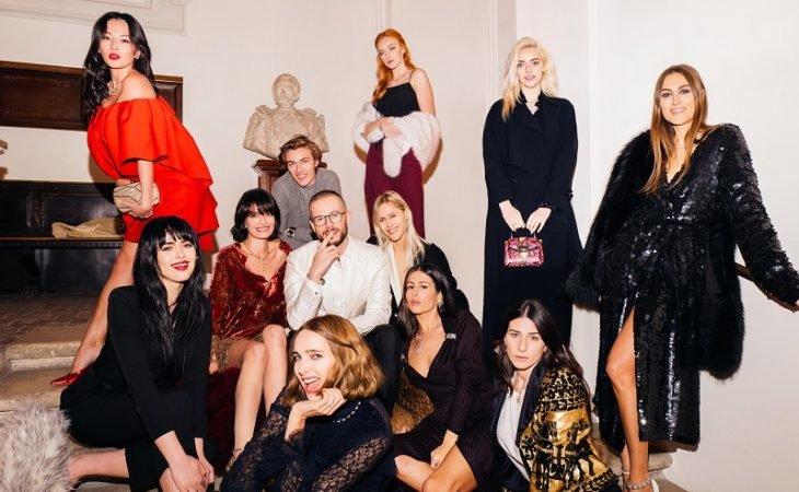 BVLGARI представил Лавку новых диковин в Риме   Мода. Последние тенденции в мире  моды и 580ca6613b8