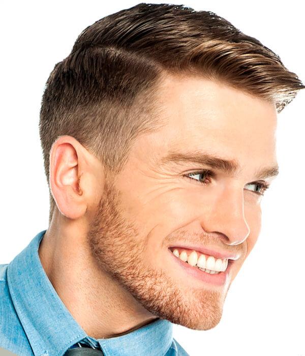 Картинка жестких волос
