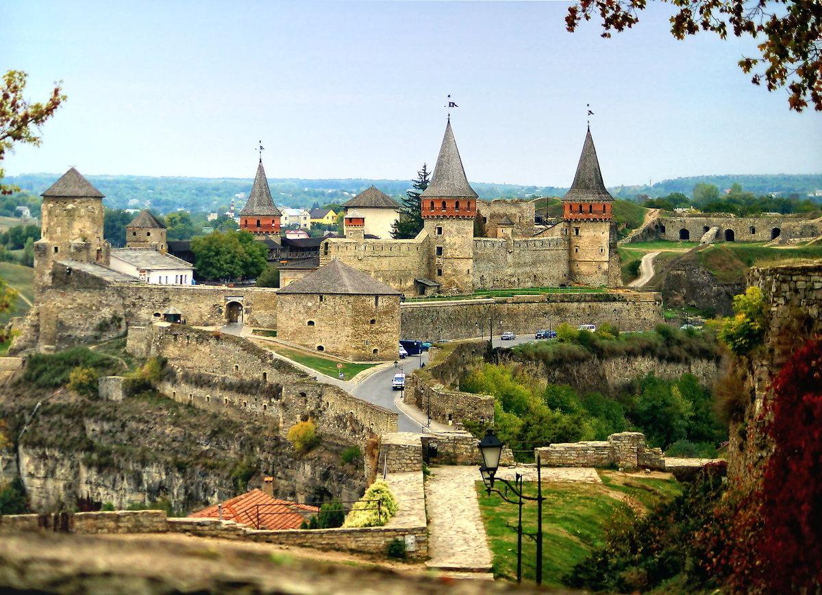 крепости украины картинки музыку